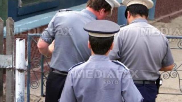 Focuri de arma la Targoviste! Trei oameni au ajuns la spital