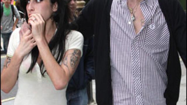 Amy Winehouse si Blake Fielder