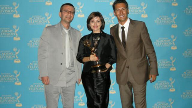 Premiul Emmy se acorda... echipei Stirilor ProTv Romania!