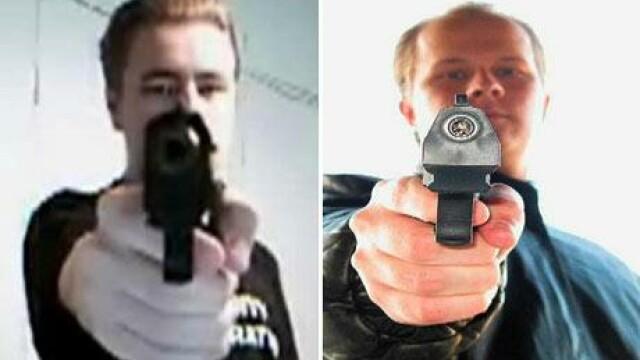 Internetul, sursa de inspiratie pentru atacatorul din Finlanda