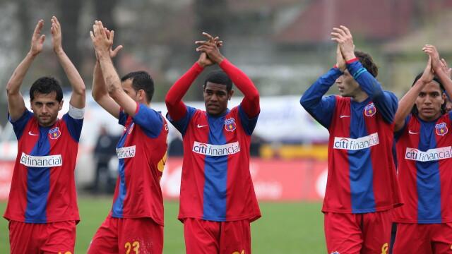 Steaua-Ujpest in Europa League!