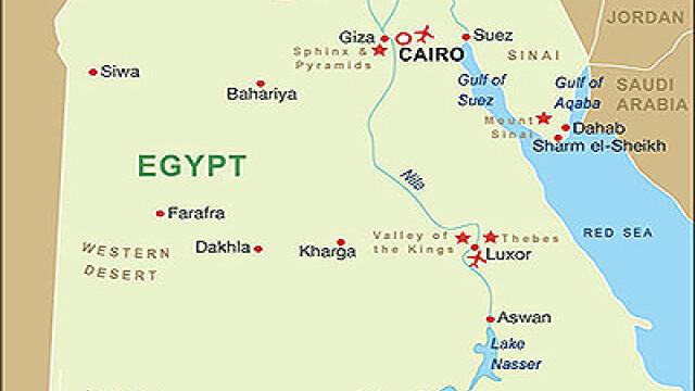 Tragedie rutiera in Egipt. 55 de oameni au murit