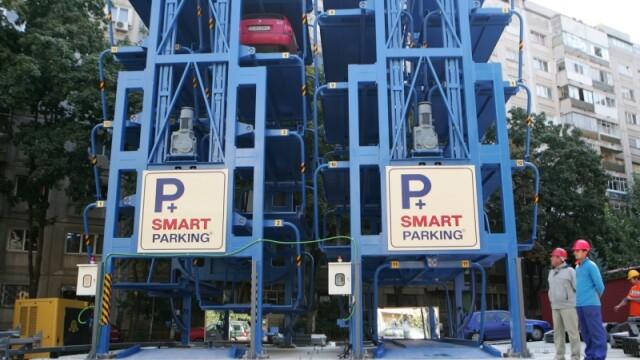 Primele parcari inteligente din tara, inaugurate in Bucuresti! COMENTEAZA! - Imaginea 3