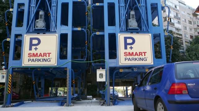 Primele parcari inteligente din tara, inaugurate in Bucuresti! COMENTEAZA! - Imaginea 2