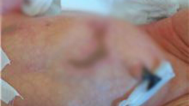 Imagini cu bebelusii raniti la Maternitatea Giulesti si externati miercuri - Imaginea 4