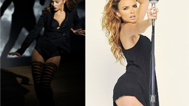 Cheryl Cole, Nadine Coyle