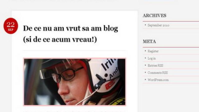Blogul lui Ponta