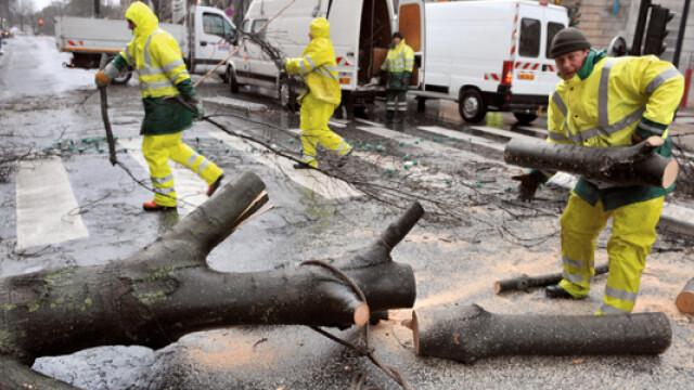 Furtunile fac ravagii in nordul Pennsylvaniei: doi morti si case distruse