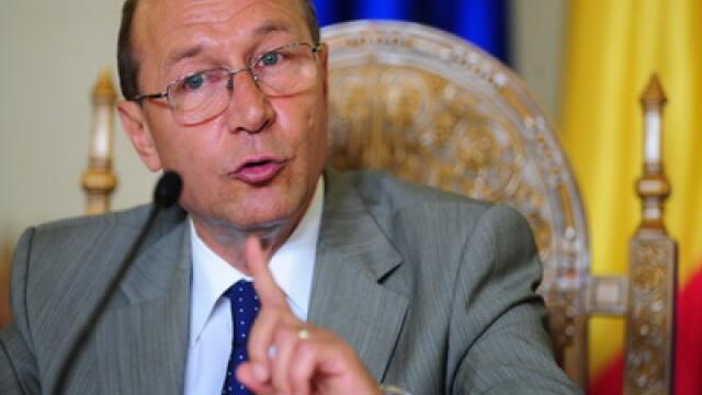 Basescu: Romania a iesit din perioada de criza!