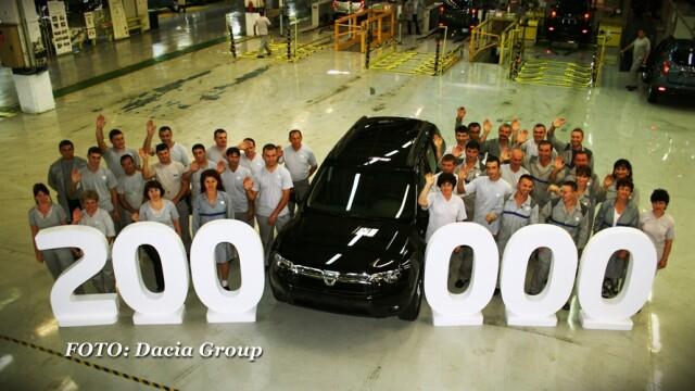 Cum arata Dusterul cu numarul 200.000 si din ce tara este cumparatorul. FOTO - Imaginea 2