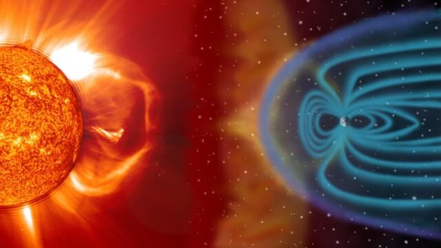 O furtună solară lovește Pământul cu viteza de 2,1 milioane de km pe oră. Care sunt efectele