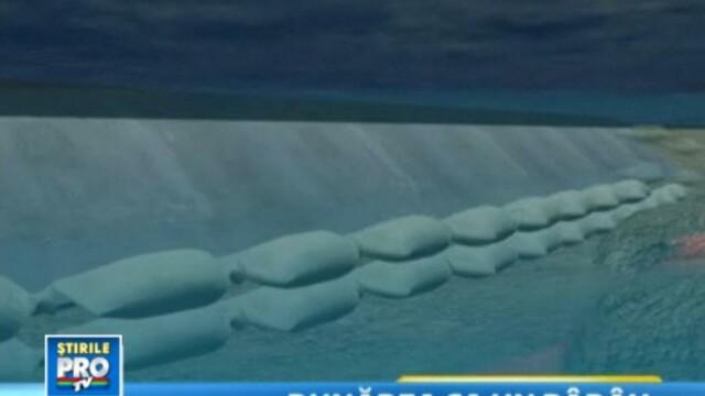 Dezastrul de pe Dunare putea fi evitat cu investitii de 200 milioane €. Ce solutii au autoritatile