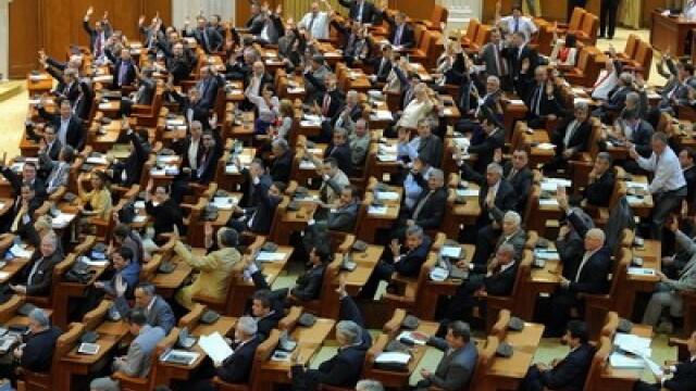 Parlamentul Romaniei protesteaza oficial fata de blocarea aderarii la Spatiul Schengen