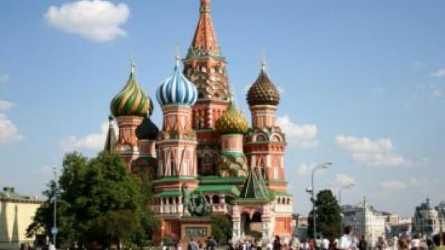 Locuitorii din Moscova, sfatuiti sa se baricadeze in case. Rusii se plang de un \
