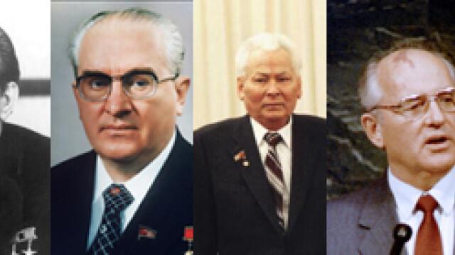 O coincidenta incredibila sau destin? Ce au in comun toti liderii rusi din ultimul secol - Imaginea 1