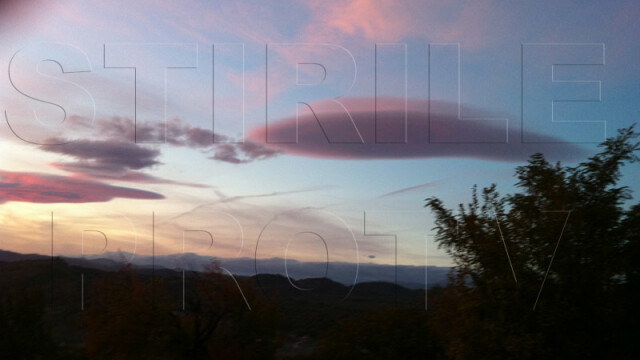 UPDATE: Spectacol pe cer in doua judete din Romania. Formele spectaculoase oferite de nori - Imaginea 10