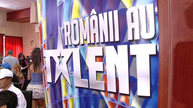 preselectii Romanii au talent Timisoara