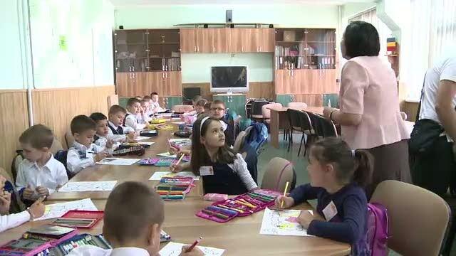 Lectiile predate in natura pentru elevii de la clasa pregatitoare, incepand cu 2013
