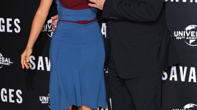 Gestul genial al lui Oliver Stone cand a vazut-o imbracata asa. GALERIE FOTO - Imaginea 3