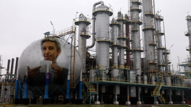 Guvernul cere acordul FMI sa vanda Oltchim prin negociere cu un investitor, nu la licitatie deschisa