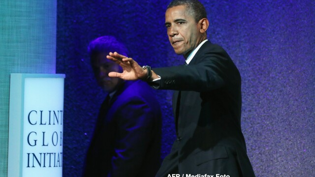 Jurnalistii, nemultumiti ca li s-a refuzat accesul la Barack Obama, care a jucat golf cu Tiger Woods