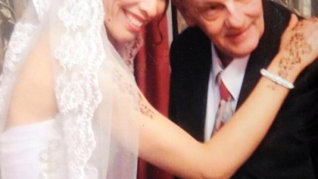 nunta Paul Fitzpatrick cu Mbarka