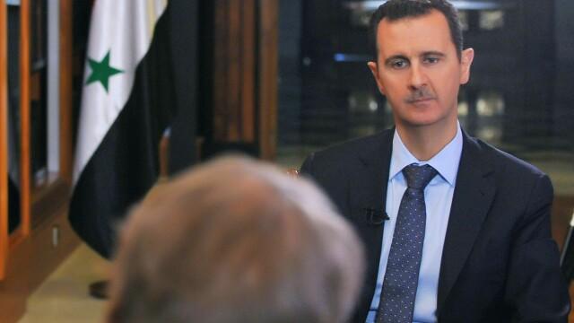 Noul presedinte din Iran vrea sa intermedieze negocieri intre Bashar al-Assad si rebelii din Siria - Imaginea 32
