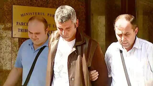 Barbatul care a violat o jurnalista in Bucuresti, arestat. Primele imagini de la capturarea lui