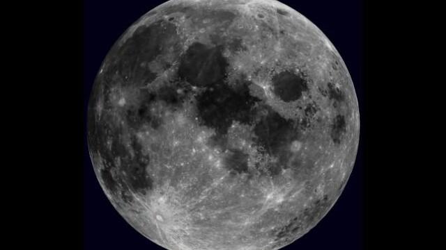 Fata nevazuta a Lunii. Primele imagini publicate oficial de NASA dupa 4 ani de munca
