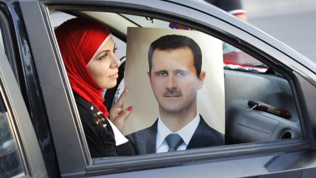 Noul presedinte din Iran vrea sa intermedieze negocieri intre Bashar al-Assad si rebelii din Siria - Imaginea 37