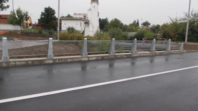 Podul de la Uzina de Apa, inaugurat cu patru luni intarziere. Care este explicatia primarului