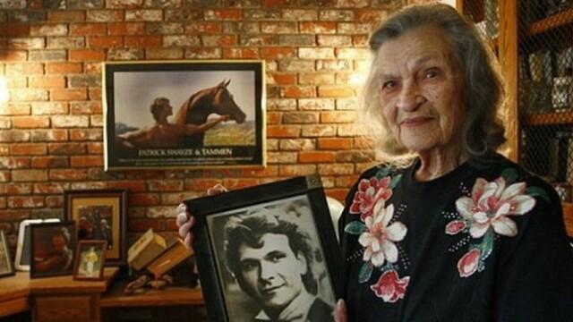 Patsy Swayze, mama lui Patrick Swayze, a murit la varsta de 86 de ani