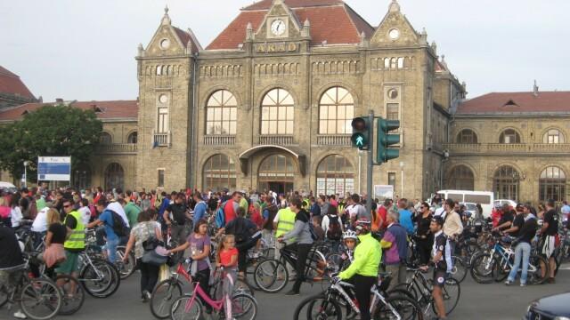 biciclisti, Arad