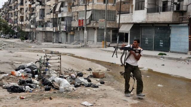 Inspectorii ONU pentru dezarmare chimica au inceput sa securizeze instalatii in Siria