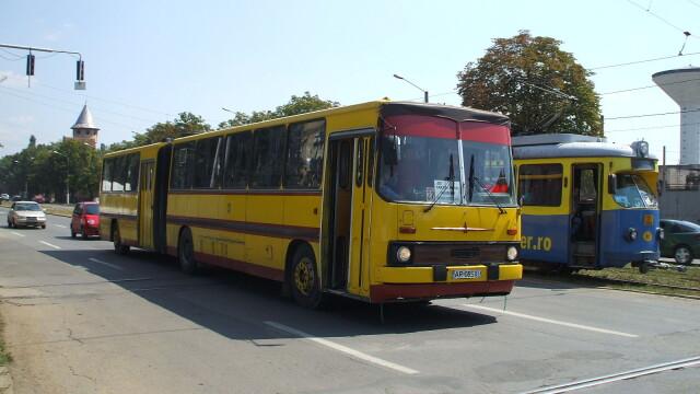 Un fost angajat al Regiei de Transport Constanta a furat un autobuz din statie