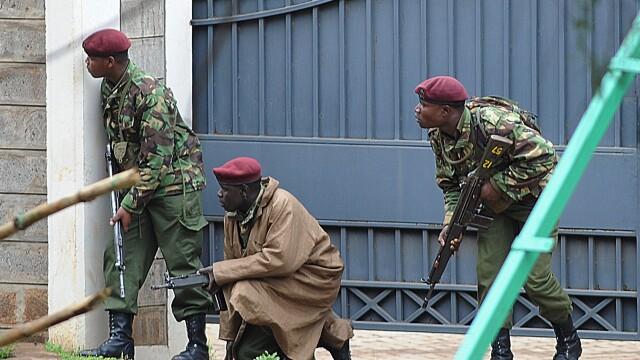 Macelul din Nairobi. Un membru al trupelor speciale SAS a salvat, singur, 100 de oameni - Imaginea 1