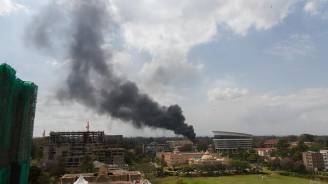 Macelul din Nairobi. Un membru al trupelor speciale SAS a salvat, singur, 100 de oameni - Imaginea 2