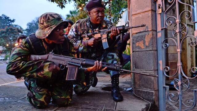 Macelul din Nairobi. Un membru al trupelor speciale SAS a salvat, singur, 100 de oameni - Imaginea 5