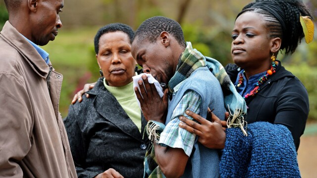 Macelul din Nairobi. Un membru al trupelor speciale SAS a salvat, singur, 100 de oameni - Imaginea 6