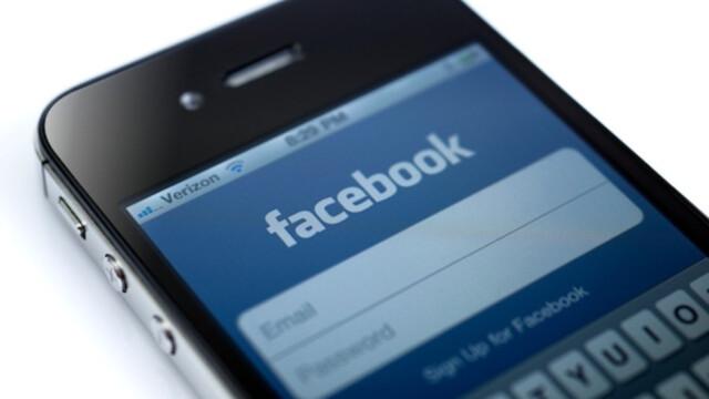 telefon mobil, Facebook