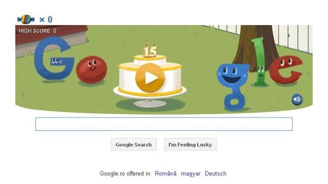 google doodle google