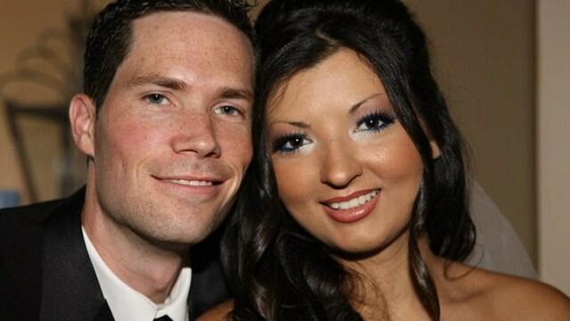 Tina si Neil Carruthers