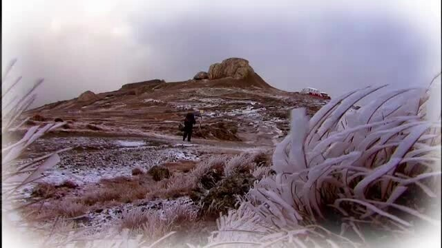 La munte, iarna a venit mai devreme. Temperaturi negative si ninsoare in unele zone