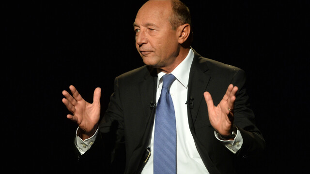 Traian Basescu il lauda pe Klaus Iohannis: \