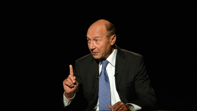 Traian Basescu, Dupa 20 de ani, Septembrie 2013 - 4
