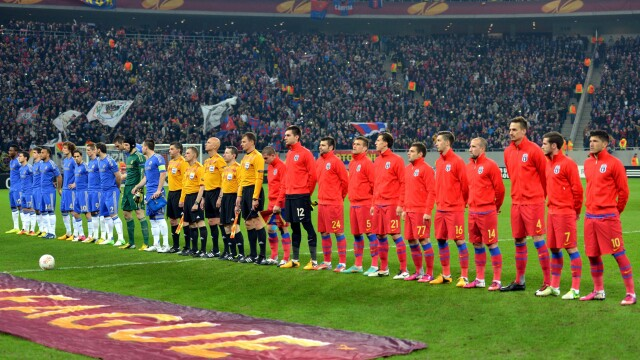 Steaua - Chelsea 0-4. Dubla pentru Ramires, gol Lampard, autogol Georgievski - Imaginea 9