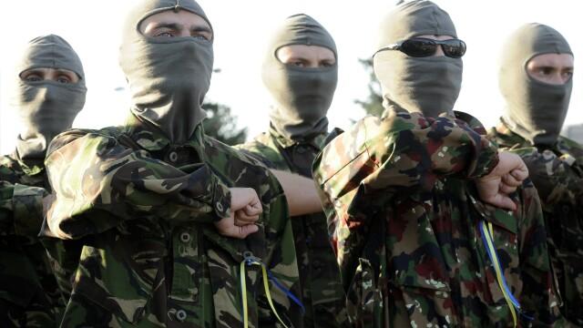 soldati ucraineni