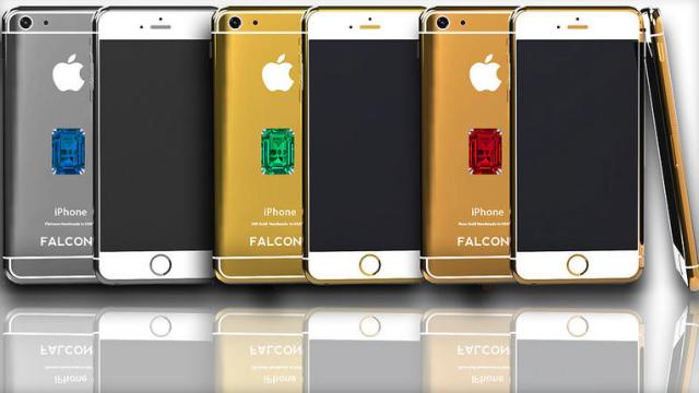 iPhone 6 de lux