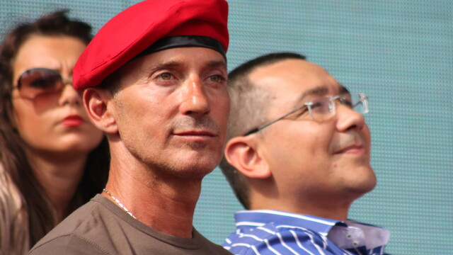 Radu Mazare, Victor Ponta