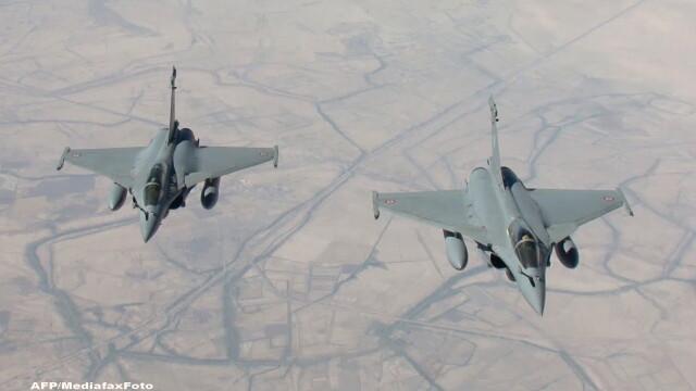 Avioane spaniole din cadrul NATO au escortat aeronave rusesti in nordul Estoniei